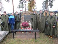 Czytaj więcej: Warta Honorowa na Cmentarzu Parafialnym w Stanowiskach