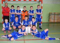 Czytaj więcej: Gminne Zawody w Mini - Piłce Nożnej Chłopców