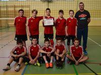 Czytaj więcej: Młodzi Siatkarze z Kluczewska, także zagrają w Finale Województwa!!!