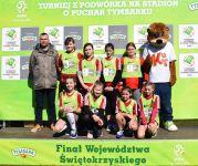 Czytaj więcej: Piłkarki SP Kluczewsko grały w Finale Wojewódzkim Pucharu Tymbarku