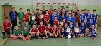 Czytaj więcej: XIV Majowy Turniej Piłki Nożnej Szkół Podstawowych w Kluczewsku